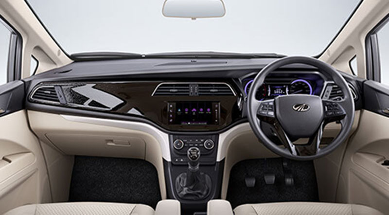 Enjoy a Comfortable Ride with Family in Mahindra Marazzo