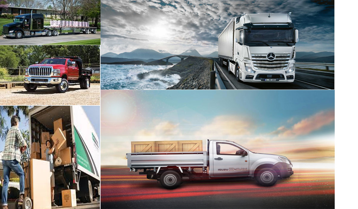 Various Types of Trucks and the Best One for Your Business
