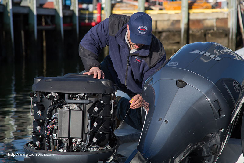 Learn The Basics Of Boat Maintenance