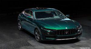 Dynamic Luxury Automotive Design Experience