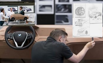Discover the Car Designing Process