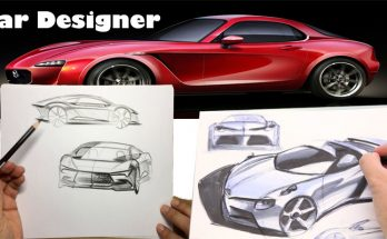 How You Can Become A Car Designer - Where To Get Started On